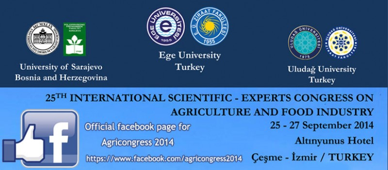 Official facebook page for Agricongress 2014